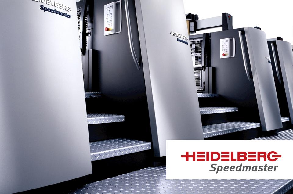 Heidelberg Speedmaster XL 105
