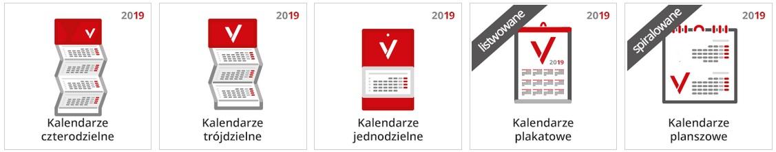 rodzaje kalendarzy