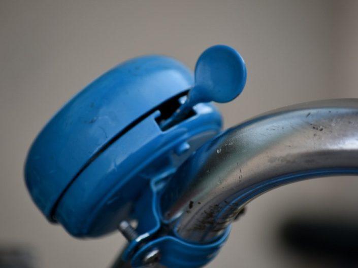 Druk w kolorach tęczy – niebieski