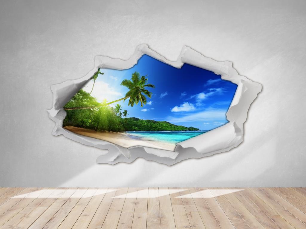 Naklejka dekoracyjna na ścianę